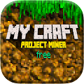 Free My Craft Project Miner APK for Windows 8