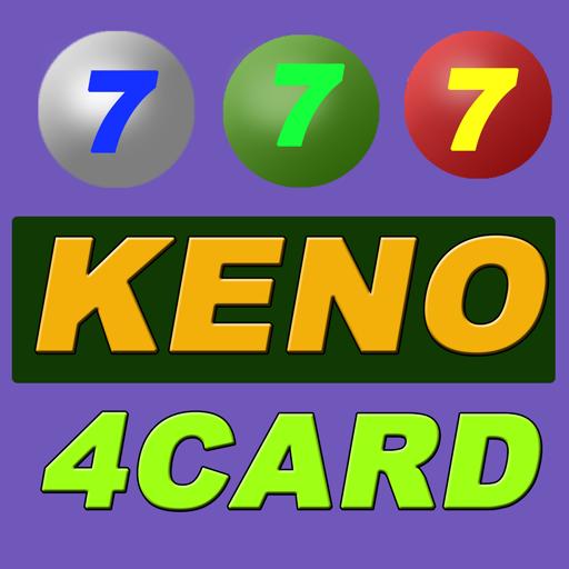 Keno 4 MultiCard- Vegas Lotto (game)