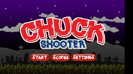 Chuck Shooter - screenshot