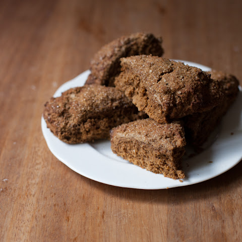 Treacle Scones