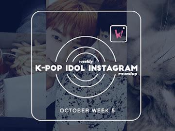 instagram roundup- october week 5