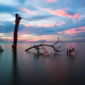 tamat riwayat by Jerung Hitam - Landscapes Waterscapes