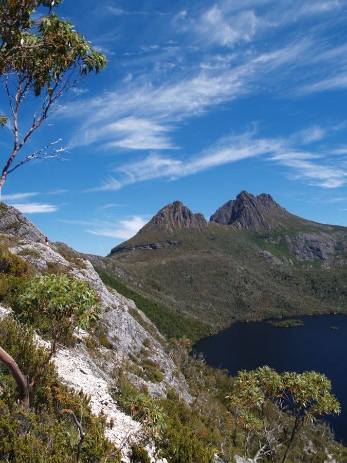 Cradle Mountain by Anthony Rutter - Novices Only Landscapes