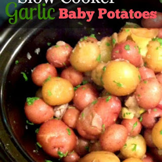 Baby Potatoes Slow Cooker Recipes
