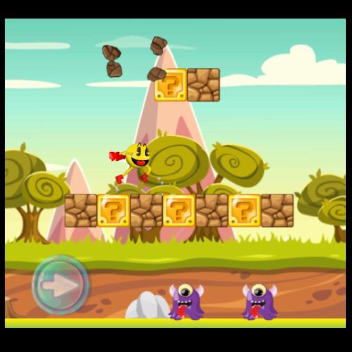 Flash pac : Adventure Hero Man (game)