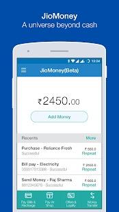JioMoney Wallet (Beta) APK for Ubuntu