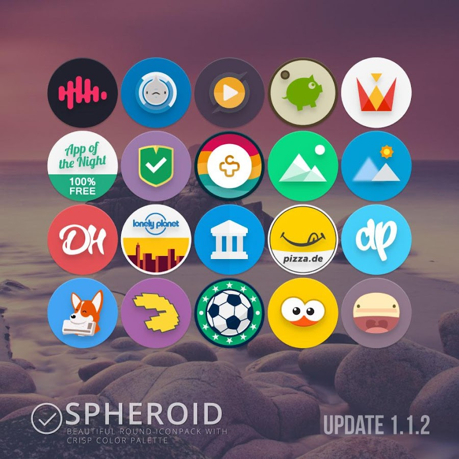 Spheroid Icon Screenshot 2