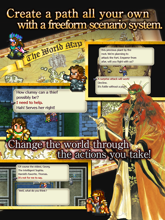 Romancing SaGa 2 Screenshot 17