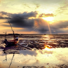Surut   by Herry Wibowo - Landscapes Beaches