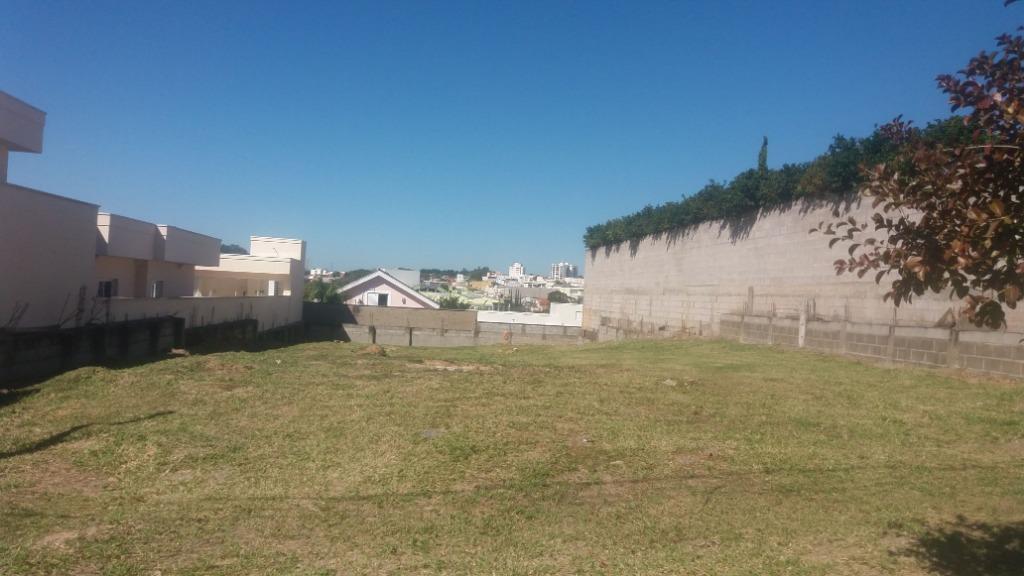 Terreno à venda, 600 m² por R$ 580.000,00 - Condomínio Terras de Vinhedo - Vinhedo/SP