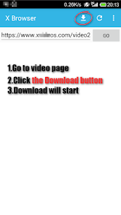 App X Videos Downloader APK for Windows Phone