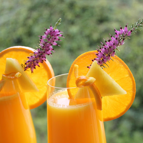 Pineapple Sunrise Orange Juice