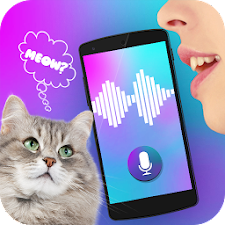 Cat Translator Voice Simulator