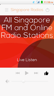 All Singapore FM Radios Free - screenshot