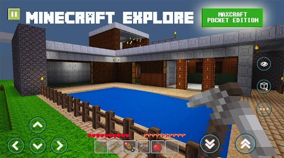 Build Craft 2 | Pocket Edition 2018 for pc