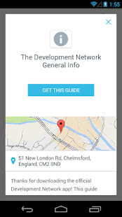 The Development Network - screenshot