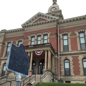 Wabash, IN: First Electrically Lighted City in the World and home to an Honest Abe statue. Submitted by MSKaltenmark