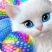 Knittens: Sweet Match 3 Puzzles & Adorable Kittens Icon