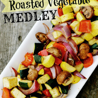 Vegetable Medley Zucchini Mushrooms Recipes