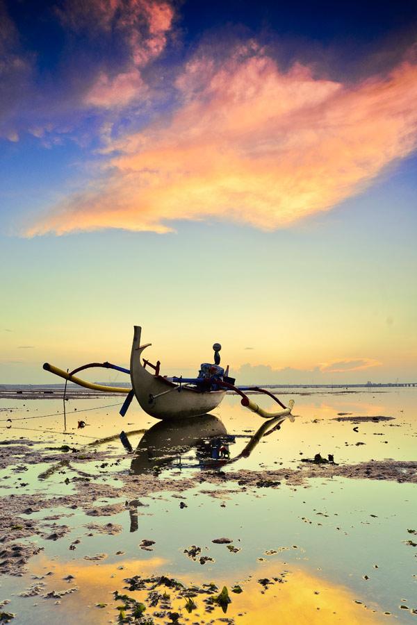 Be A.L.O.N.E. by Gunk Satria - Transportation Boats