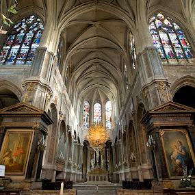 Notre Dame, Paris  by Benjamin Arthur - Buildings & Architecture Places of Worship ( architect, paris, gothic, notre dame, church, benjamin, photographer, cathedral, benjaminarthur.com, photography, arthur )