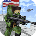 Game American Block Sniper Survival APK for Kindle