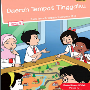 Download Buku Kelas 4 Tema 8 for PC