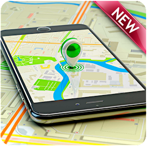 GPS Navigation & Map Tracker