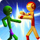 Stickman Iron Hero Battle 3D