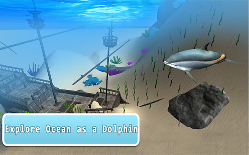 Free Download Ocean Dolphin Simulator 3D APK for Samsung