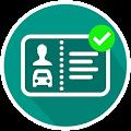 App Vehicle License Verification version 2015 APK