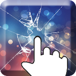 Crack Screen Live Wallpaper Icon