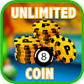 Unlimited Coin For 8 ball pool prank