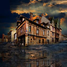 by Alain Labbe Alain - Digital Art Places (  )