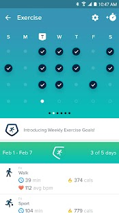 Free Download Fitbit APK for Samsung