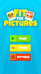 Fit the Pictures - Puzzle game Screenshot