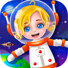Baby Astronaut: Future Mission