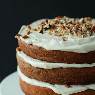 Light Hummingbird Cake with Cream Cheese Frosting