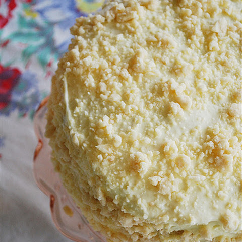 Lemon Crumb Cake