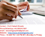 1.High Quality PhD Thesis Writing Services at Bhopal