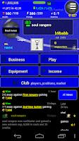 Screenshot of run Football Manager (soccer)
