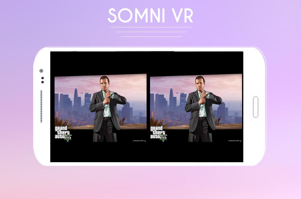 Somni VR Virtual Reality Screenshot 2