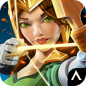 Download Arcane Legends MMO-Action RPG APK on PC