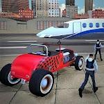 Mafia Car Transporter Game 3D Icon
