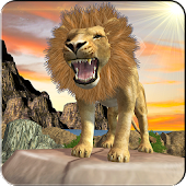 Game Lion Simulator Animal Survival apk for kindle fire