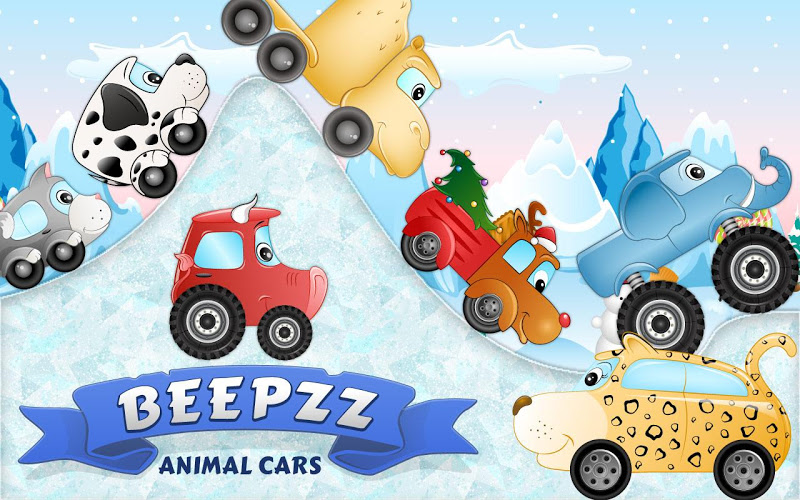 Kids Car Racing game – Beepzz Android App Screenshot