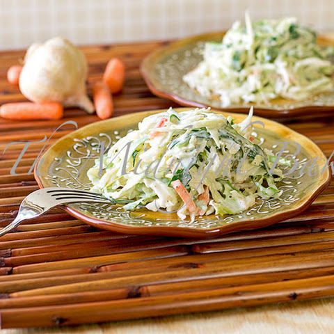 Kicked-Up Cole Slaw