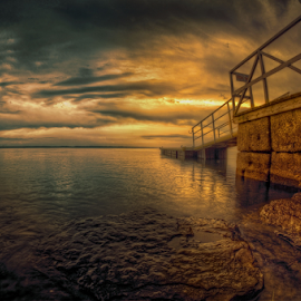 by Otto Mercik - Landscapes Waterscapes