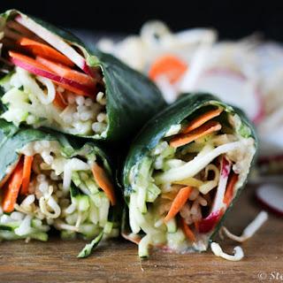 Mung Bean Salad Dressing Recipes