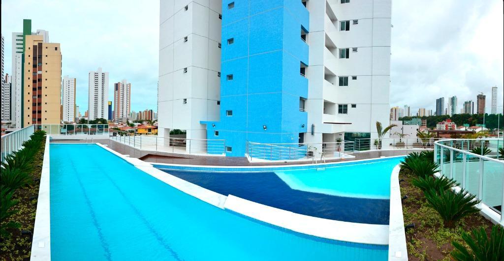 Apartamento residencial à venda, Manaíra, João Pessoa - AP5700.